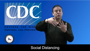 Social Distancing, Harris County